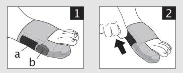 orthèse corrective hallux valgus oignon epitact positionnement